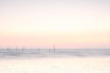 Rockanje Strand, Zeeland von Eddy Westdijk