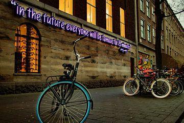 Witte de Withstraat, Rotterdam sur Simone van der Oost-van Groningen