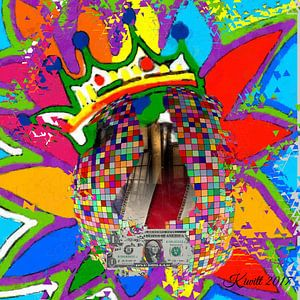 King Color van