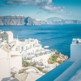 Santorini van Tonny Visser-Vink