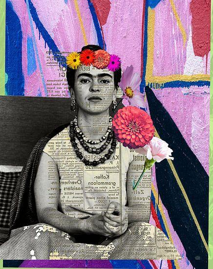 Frida Kahlo van Marieke de Koning