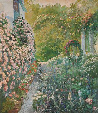 Felipe Abarzuza-Olivillo-Gärten.