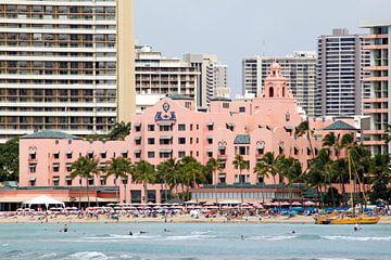 The Royal Hawaiian Hotel, Waikiki - Honolulu van t.ART