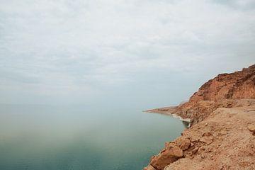 Dode zee van Jordanië van Nicoline Rodenburg