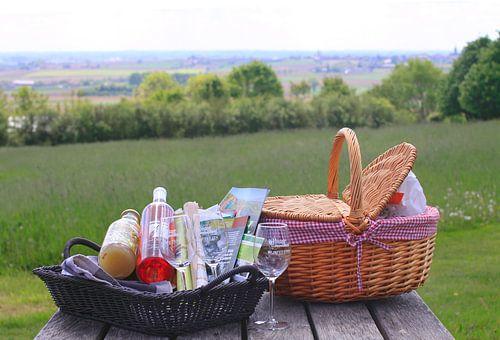 Een picknick in de buitenlucht
