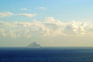 Skellig Island, Ierland  van Elfriede de Jonge Boeree