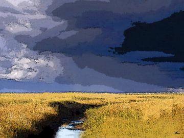 Marschland von Dirk H. Wendt