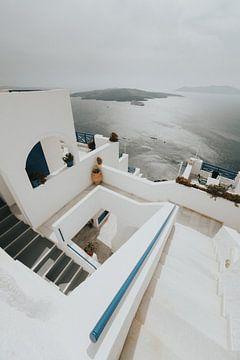 Fira, Santorini sur Thomas Kuipers