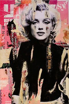 Marilyn Monroe von Michiel Folkers
