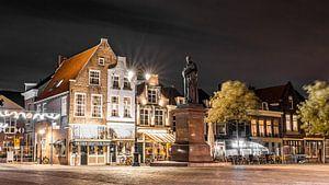 Hugo de Groot, Delft van Michael Fousert
