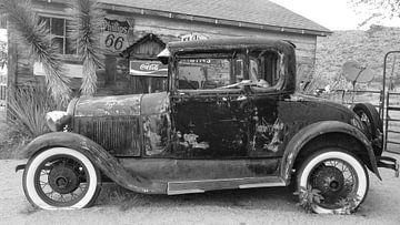 Classic car van ferdy visser