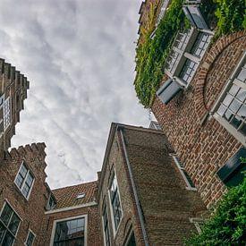 Cooperspoort, Middelburg, photographié à l'étage sur Patrick Verhoef