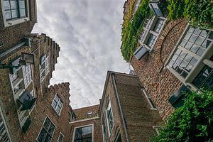 Kuiperspoort, Middelburg, omhoog gefotografeerd van Patrick Verhoef