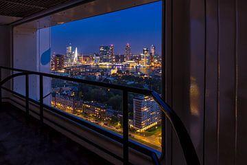 Balcony with a view van Marcel Moonen Visuals