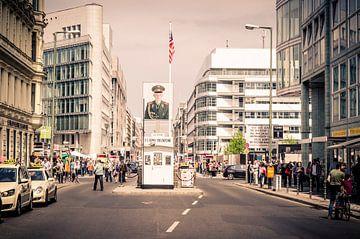 Checkpoint Charlie van Sven Wildschut
