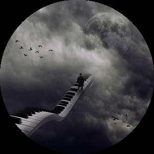 Loop naar de maan van Ursula Di Chito
