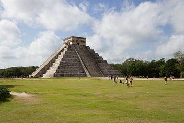 Chichen Itza, Maya tempel sur Jeroen Meeuwsen