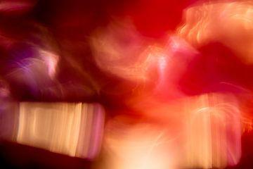 Rode en Paarse Hersengolven van Robert Wiggers