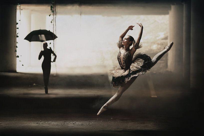 straat Ballerina, Sebastian Kisworo  (gezien bij vtwonen) van 1x