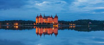 Moritzburg Castle, Saxony van