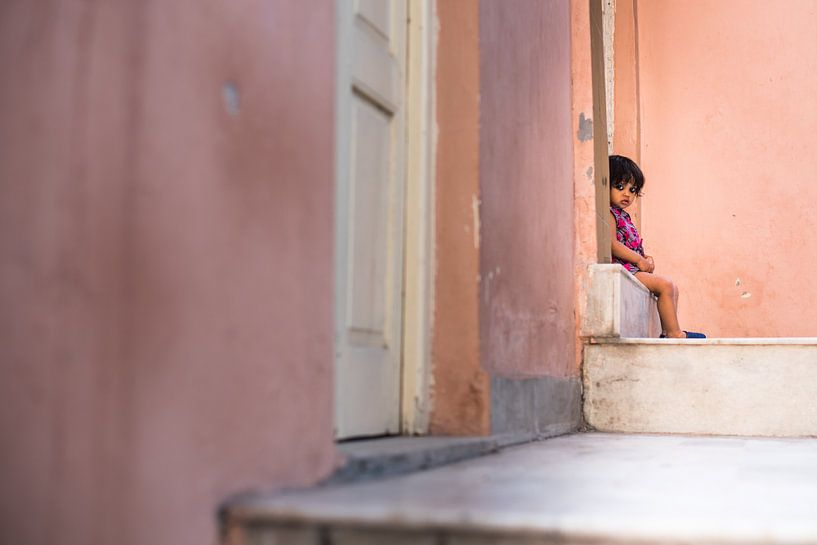 Jaipur, Rajasthan India van Mark Bonsink