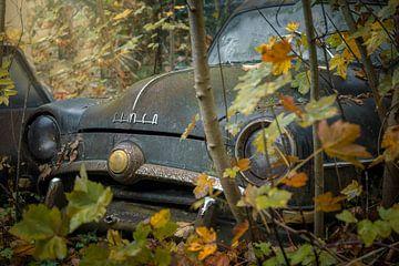 Simca abandonné sur Kristof Ven