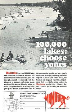 CANADA PUBLICITÉ ANNÉES 60 sur Jaap Ros