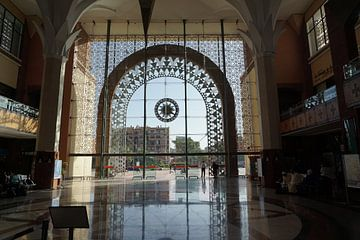station Marrakesh van joyce kool