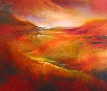 Bergen en valleien van Annette Schmucker