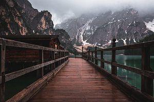 Lago di braies van
