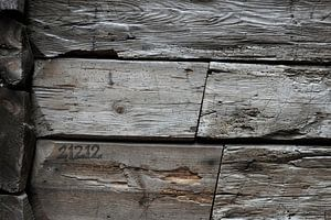 Old Wood Bryggen VII