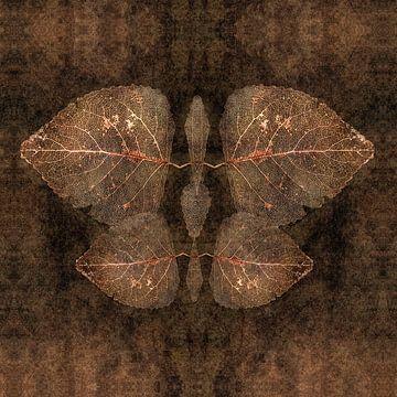 Herfst als entomolgisch object van Marco van Antwerpen