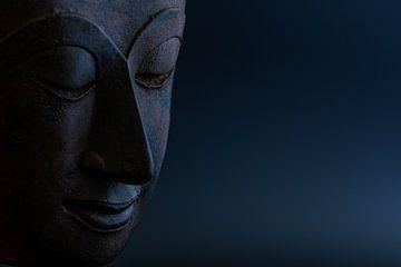 Boeddha's glimlach van Anneliese Grünwald-Märkl