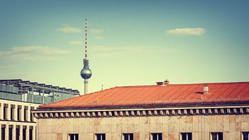 Berlin Sky sur Alexander Voss