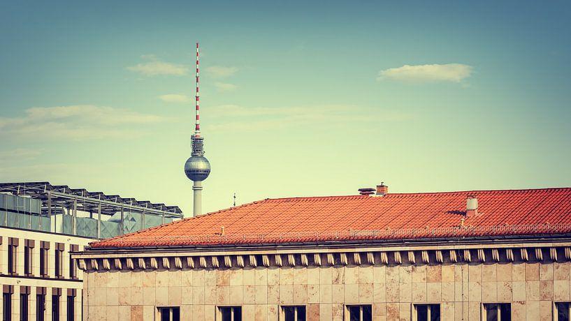 Berlin Sky van Alexander Voss