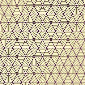 Drawing Triangles N1 van Oliver P_Art