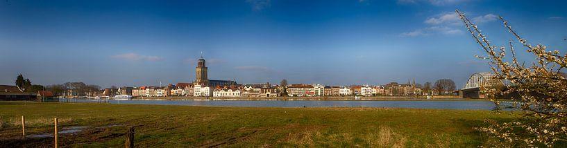 Lente in Deventer aan de IJssel van Leanne lovink