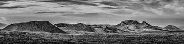 Die Vulkane von Lanzarote von Jim De Sitter