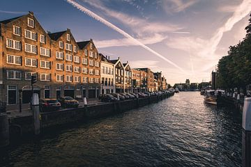 Dordrecht Oude Haven von Sander Monster
