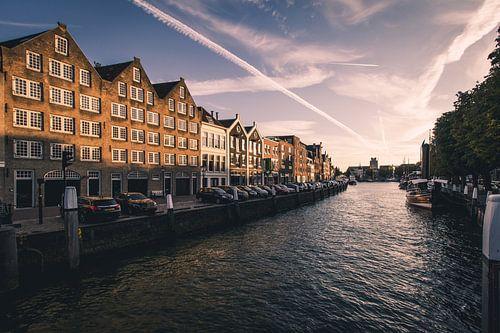 Dordrecht Oude Haven van Sander Monster