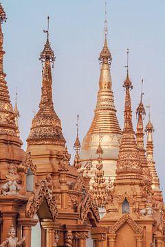 The Shwedagon Pagoda van Robin