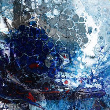 Blaue Leidenschaft von Vitalij Skacidub