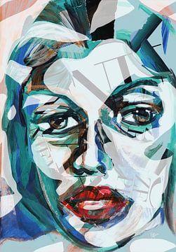 Kopf voller Wissen von ART Eva Maria