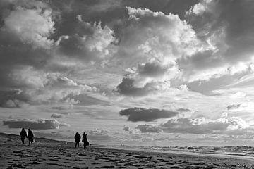 beach life von Dirk van Egmond