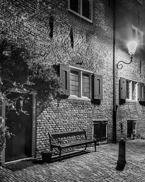 Hometown Nocturnal # 8 van Frank Hoogeboom