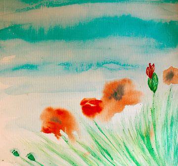 poppy rise  van M.A. Ziehr