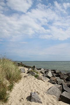 Kustbescherming van Ostsee Bilder