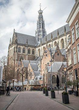 De Grote Bavokerk Haarlem van Hans Monasso