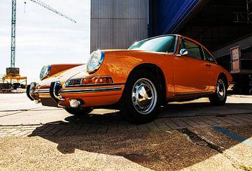 Porsche von Brian Morgan