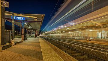 NMBS Station Tienen van Paul De Kinder